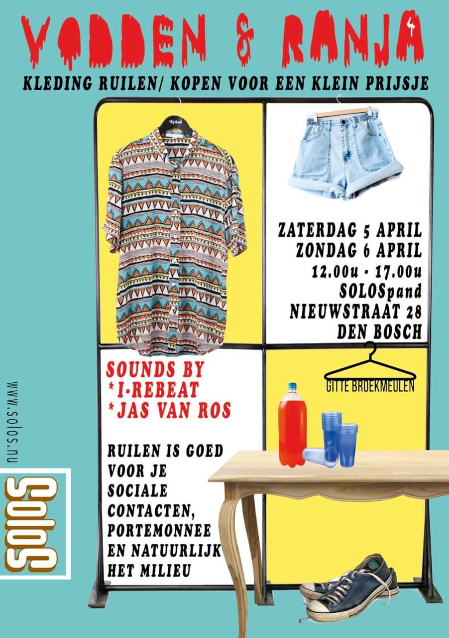 Vodden & Ranja kledingruil