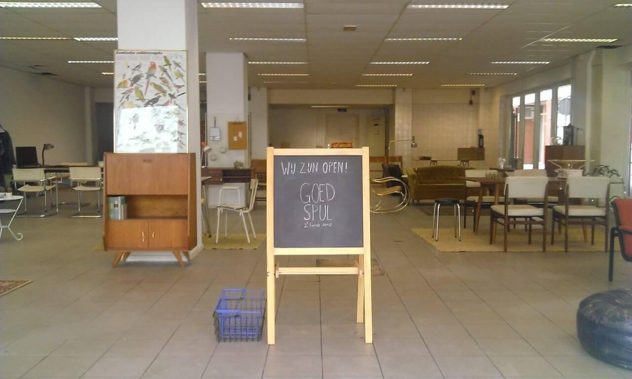 'Goed spul' opent winkel in Utrecht!