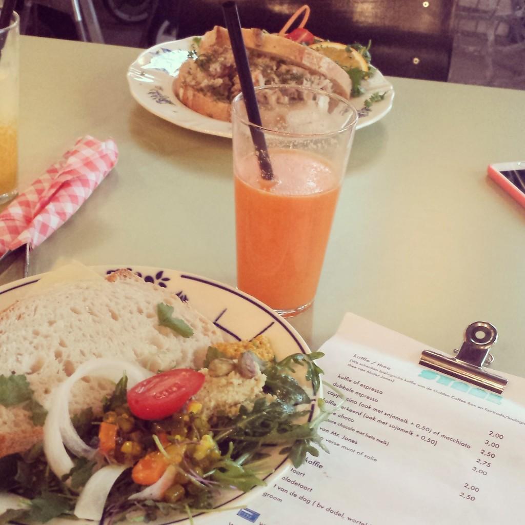 (H)eerlijke lunch bij STAAL