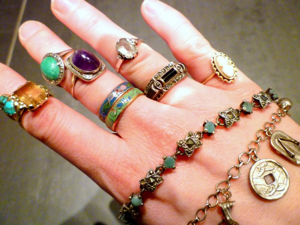 Vintage juwelen