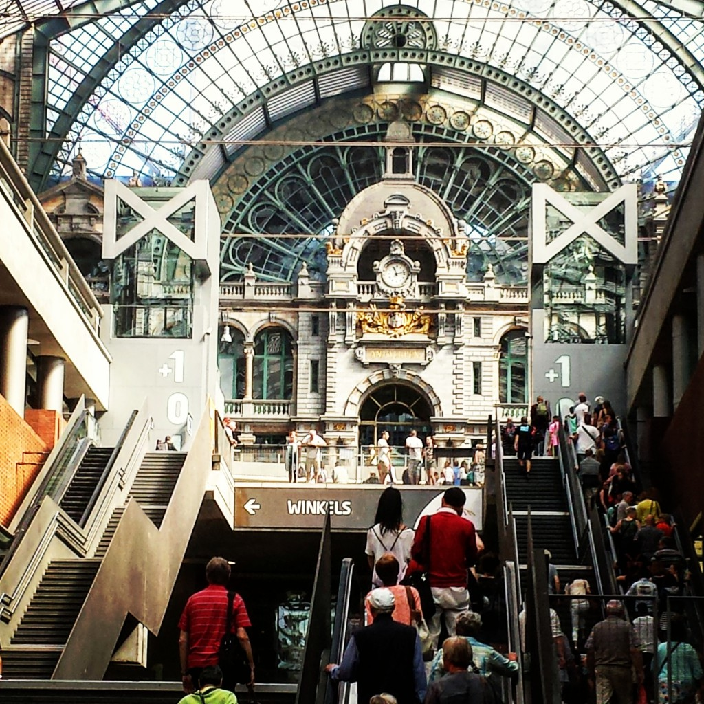 Verslag budget trip Antwerpen: I love it! – The Devil Wears