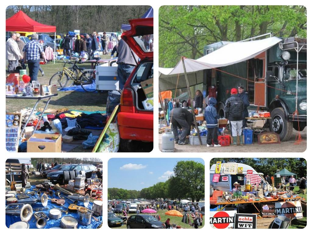 Tip: zondag 19 juli Carboot Sale Oss