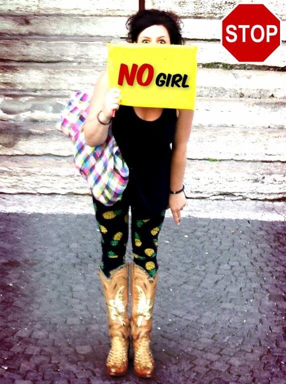 No girl-LV