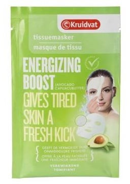 Energizing mask