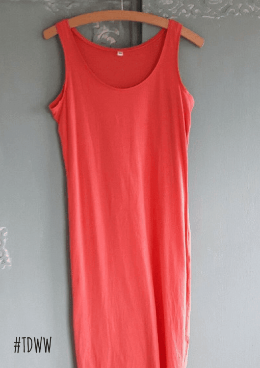 Pimpen met Fenna: een glitterjurk en gerecyclede jeans voor nop