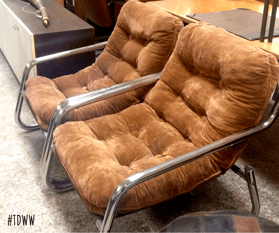 The House of Cool vintage chairs