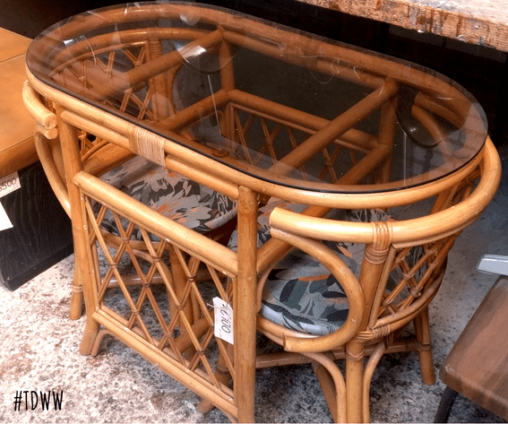 The House of Cool vintage rotan bamboo furniture