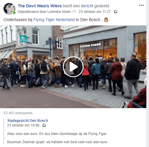 Flying Tiger Den Bosch