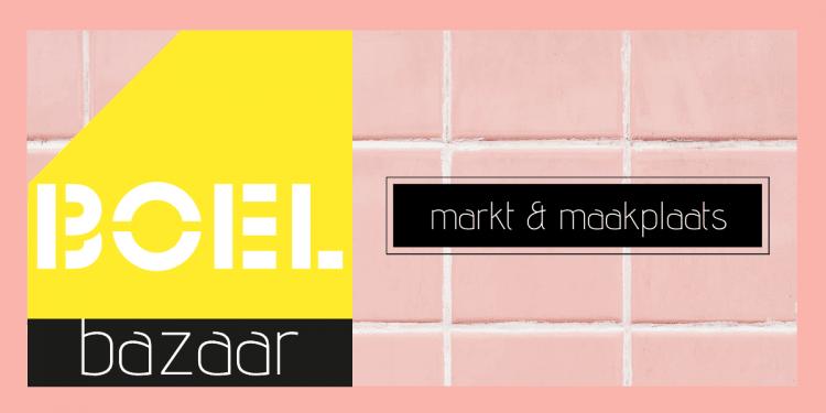 BOEL bazaar markt & maakplaats