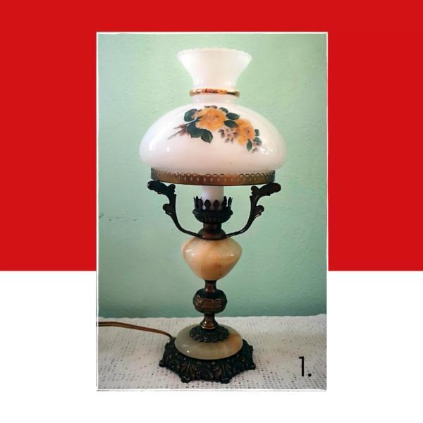 Binnengluren: mijn 10 favoriete vintage, retro en kitsche lampen