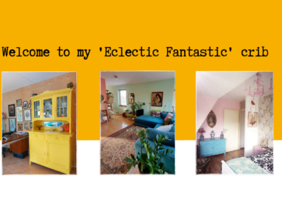 my eclectic fantastic interieur