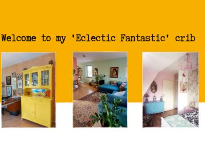 my eclectic fantastic interieur