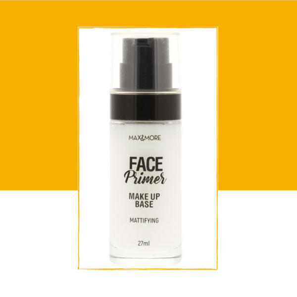 Max&More Face primer Action