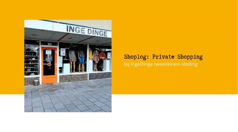 Private Shopping bij IngeDinge tweedekans kleding